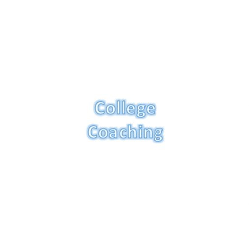 College Coaching