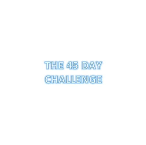 The 45 Day Challenge